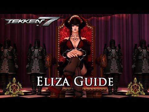 Tekken 7 - Eliza Character Guide