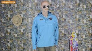 Pullover windbreaker custom style men run jacket outerwear  JAKS0011
