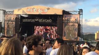 Cage the Elephant at Lollapalooza Brasil 2017 (part II)