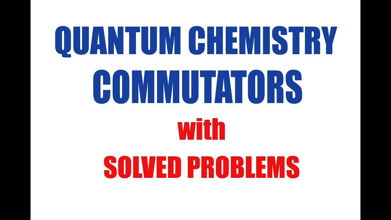 solved chemistry problems