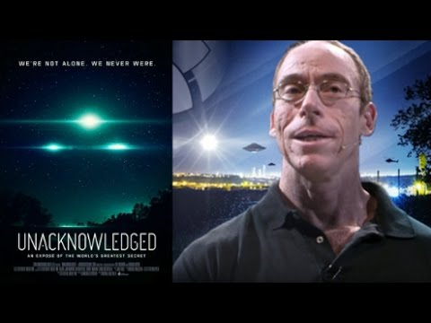 Unacknowledged Trailer - Dr. Steven Greer Exposes the Worlds Greatest UFO Secret