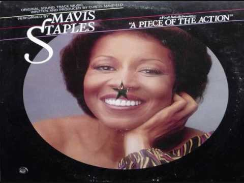 Mavis Staples - Piece of The Action Soundtrack 1977
