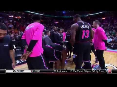 November 27, 2018 - NBATV - Game 20 Miami Heat Vs Atlanta Hawks - Loss (07-13)