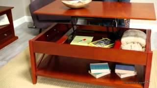 Belham Living Hampton Living Room Collection - Cherry