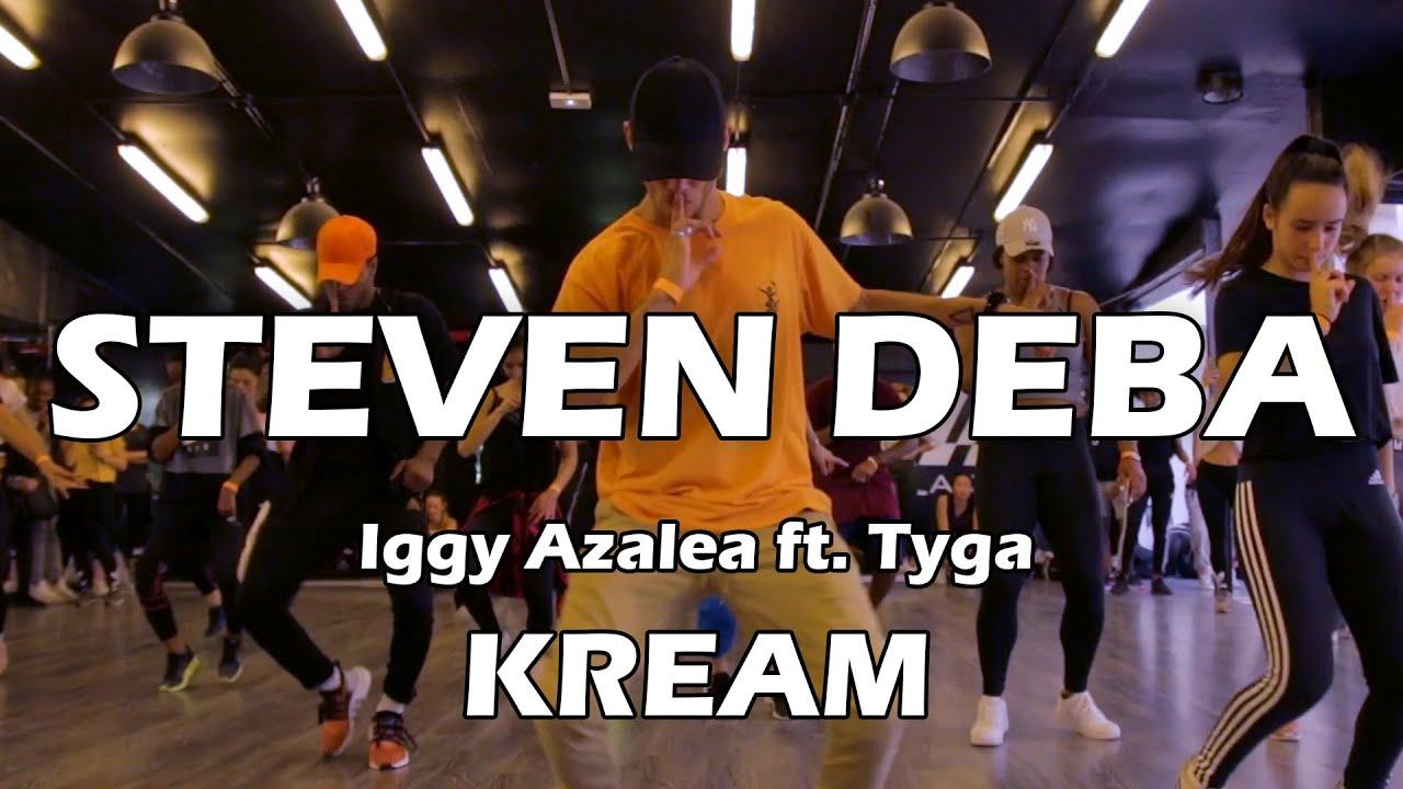 Download KREAM - Iggy Azalea ft. Tyga | LAX Studio | Steven DEBA