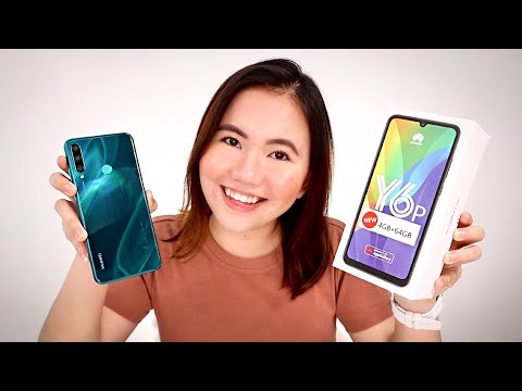 HUAWEI Y6p REVIEW: Ang Bagong Entry Level na may 4+64GB at 5,000mAh Battery!