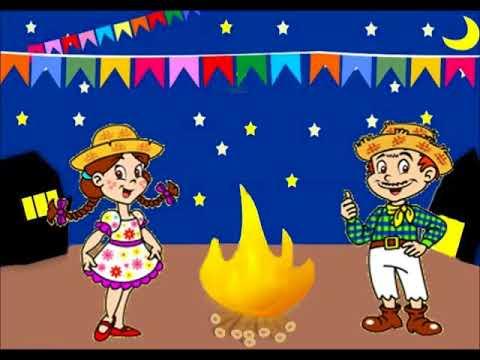 Festa junina 2018 fogueira