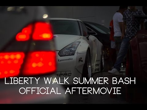 Liberty Walk Summer Bash (Official Aftermovie) Extended Edition