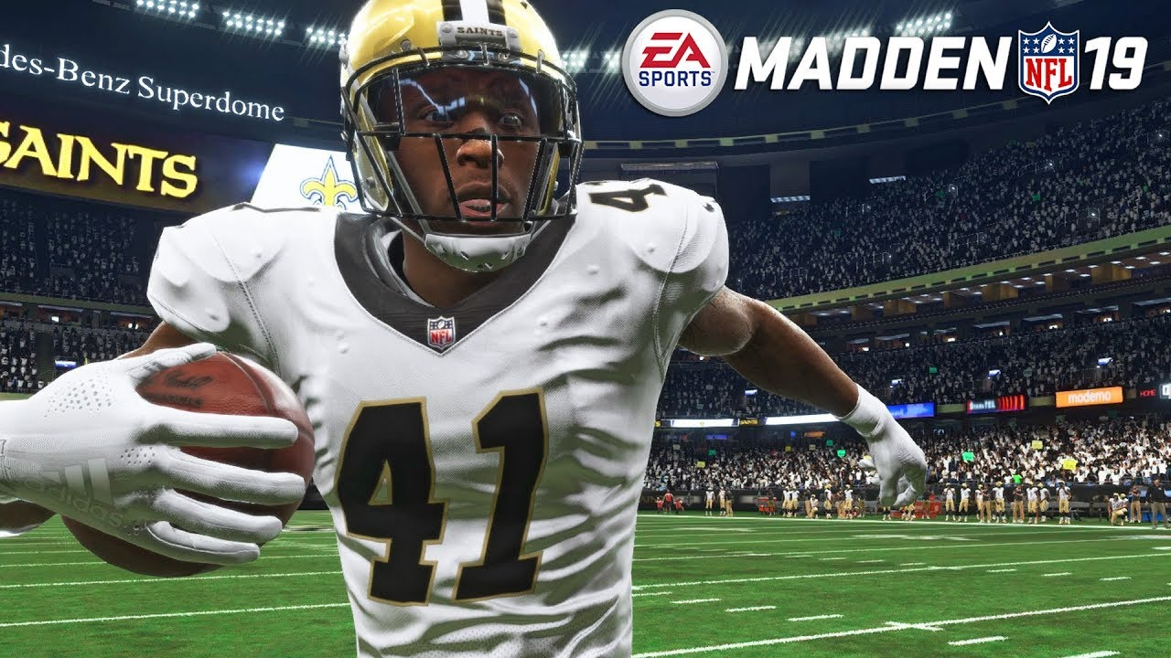 Madden 19 Gameplay - A Closer Look At The New Run Game