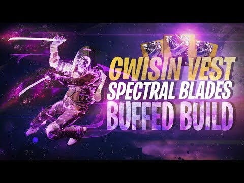 This Should Be Illegal.. | Spectral Blades Buffed Build! (Destiny 2) thumbnail