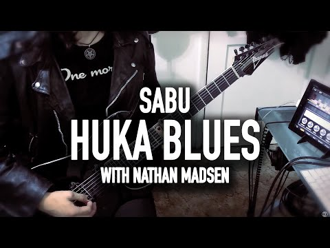 "ECW - Sabu ""Huka Blues"" Theme Cover (Featuring Nathan Madsen)"