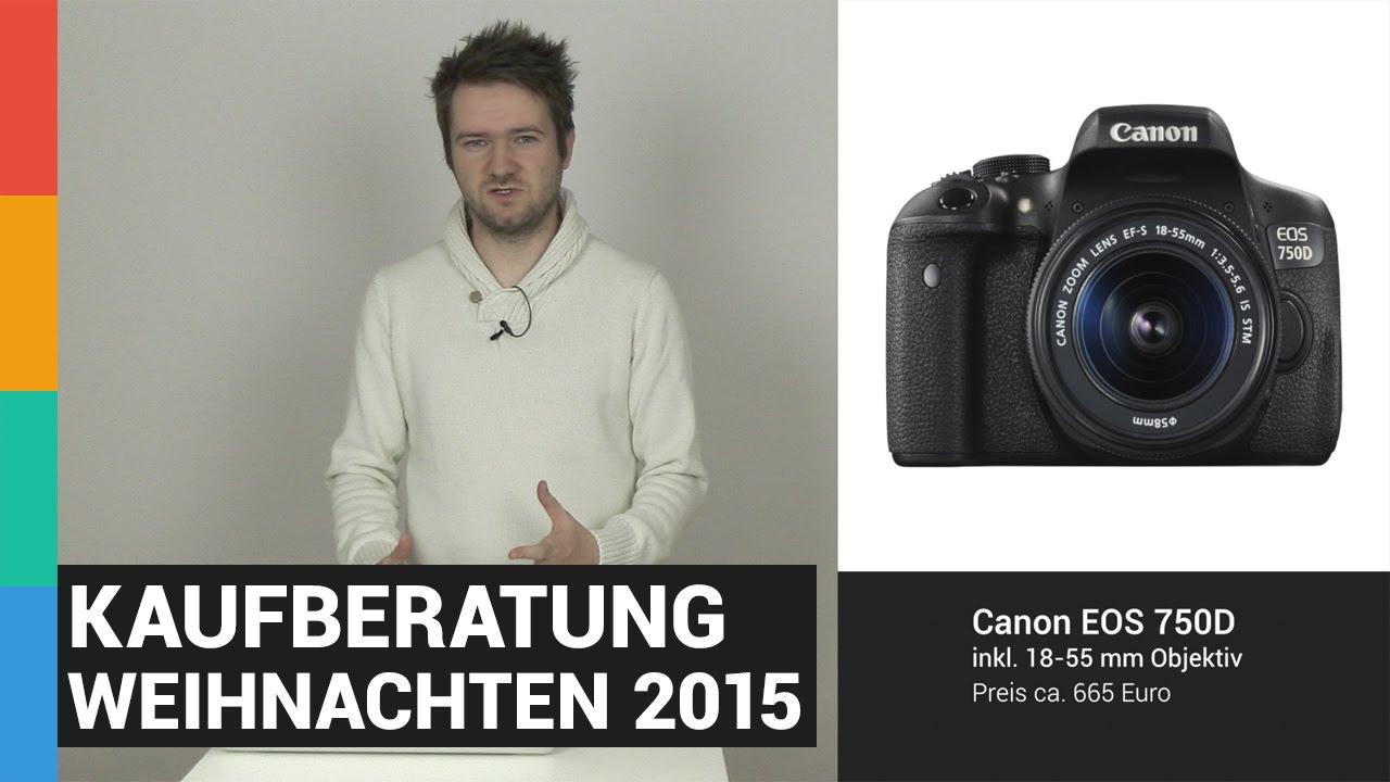 dslr kaufberatung weihnachten 2015 welche kamera soll ich kaufen canon nikon youtube. Black Bedroom Furniture Sets. Home Design Ideas