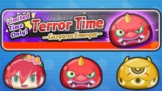 Yo-kai Watch Wibble Wobble - Terror Time Event Guide!