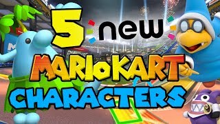 5 New Characters that should be playable in Mario Kart