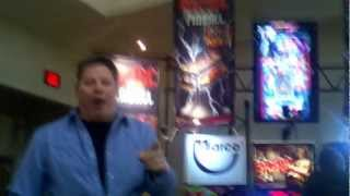 Mark Pants: 2012 Michigan Pinball Expo promo commercial Thumbnail