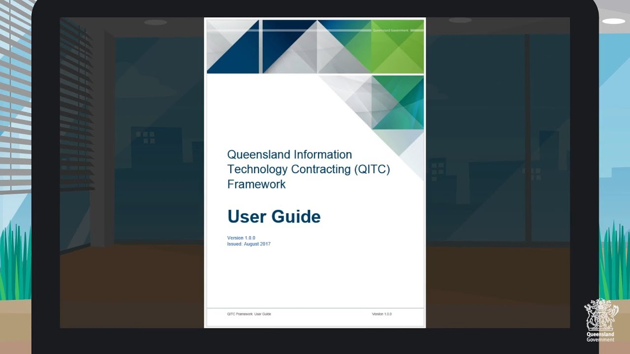 QITC toolkit | For government | Queensland Government