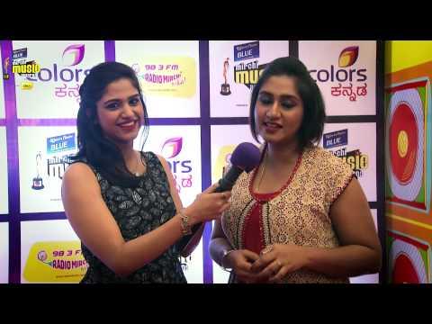 Supriya Lohith at the Red Carpet of #MMASouth