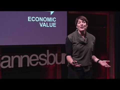 The future is social entrepreneurship | Kerryn Krige | TEDxJohannesburgSalon