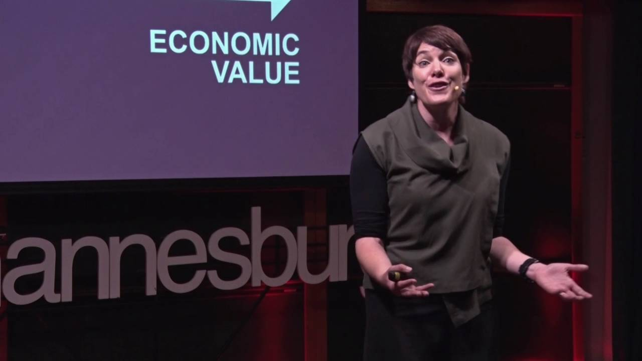 The future is social entrepreneurship | Kerryn Krige