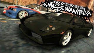 Murciélago vs M3 GTR(Street Version) Online Race in NFS MW