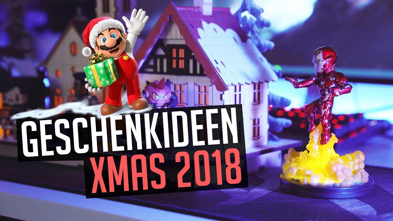 TECH TIPPS - Weihnachten 2018 (Die besten Geschenke!) - YouTube
