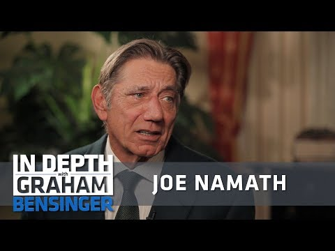 Joe Namath: Lessons in preparation