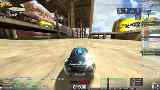 TrackMania 2: Canyon - PC Gameplay