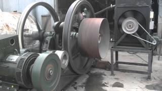 Ruston Hornsby slow speed  diesel generator set
