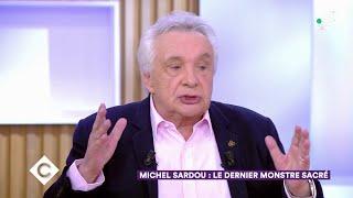 Michel Sardou: le dernier monstre sacré - C à Vous - 13/12/2019