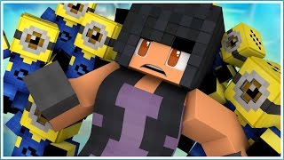 Salty Tears! Muhaha! | Minecraft Hide and Seek  | Minions