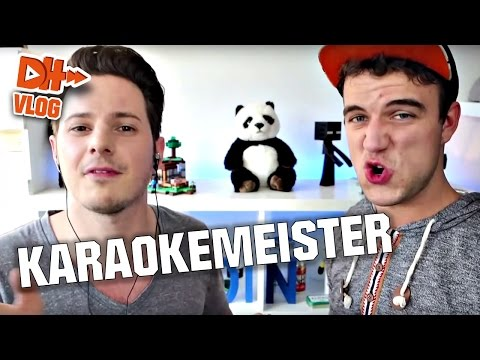 KARAOKEMEISTER - Hardi und Shuffle ▶▶ Hardis Vlog
