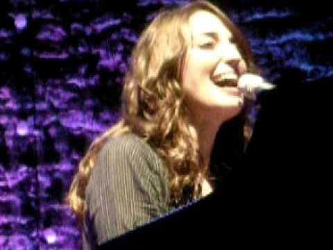 Sara Bareilles - Gravity (Live)