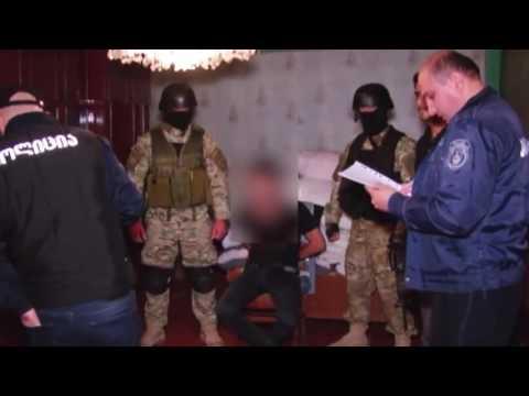 Polis tərəfindən saxlanılan Marneuli sakinləri