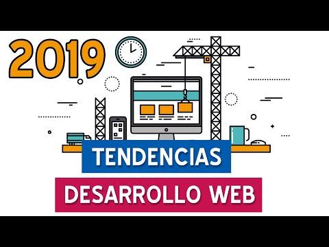 Tendencias en desarrollo web 2019 #CafeConRivas thumbnail