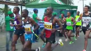 ACCESS BANK LAGOS CITY marathon 2017 FULL VIDEO