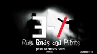 TØP vs EminemRap Gods and Pilots