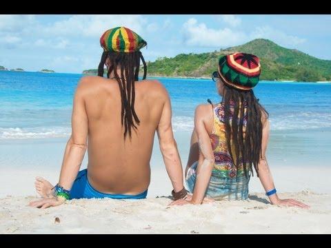 ANTIGUA & BARBUDA - The Best Holiday Ever Caribbean Jolly Beach Resort 好笑 節日  강남스타일