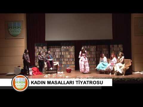 Kadın Masalları Tiyatro Gösterisi