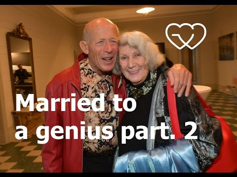 GetYourWings | Married to a Genius | David Helfgott | Pianist | Part 2