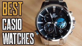 TOP 10: Best Casio Watch 2019!