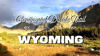 Continental Divide Trail - Wyoming