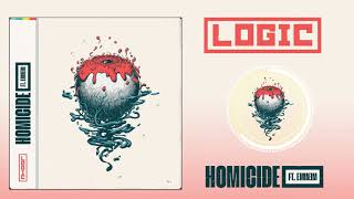 Logic & Eminem - Homicide (New Song) w/ LYRICS in description