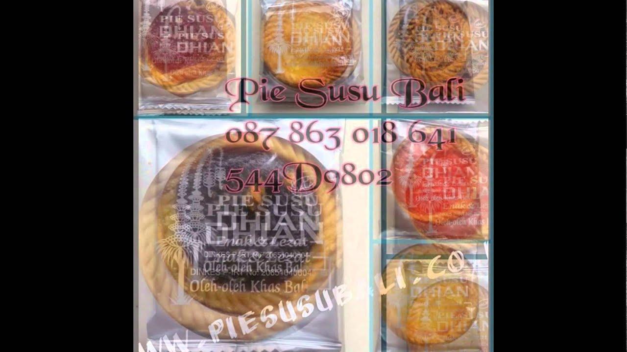 Pie Susu Enak Bali Tahan Berapa Lama Youtube Dhian Khas