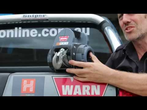 The Warn Drill Winch product review by Jamie's Touring Solutions