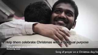Song of Prayer on a Christmas day Releasing soon/Jonahsamuel/Hindi/Tamil/Telugu