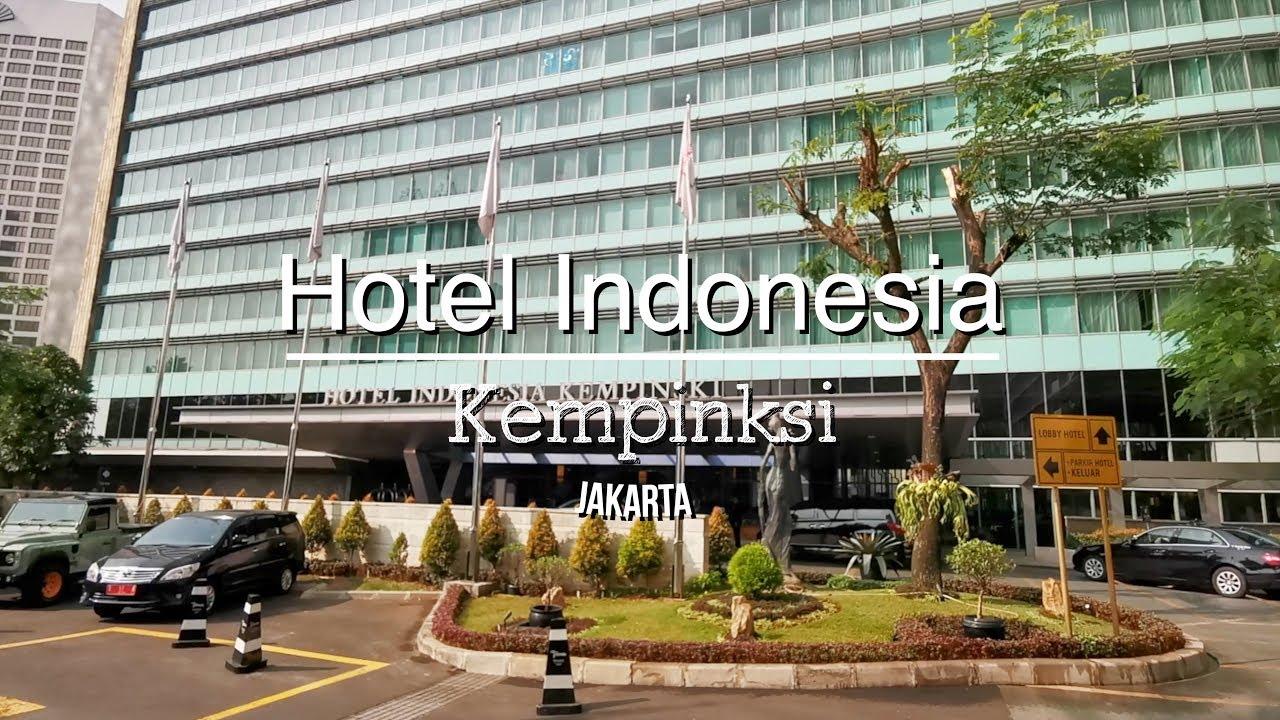 Hotel Indonesia Kempinski Hotel Tour Jakarta Indonesia Traveller Passport Youtube
