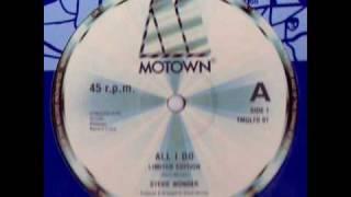 Stevie Wonder - All I Do (U-tern Disco Edit)