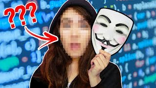 PROJECT ZORGO HACKER IS A GIRL! (FACE REVEAL) Don't Choose the Wrong Spy Gadget Slime Challenge