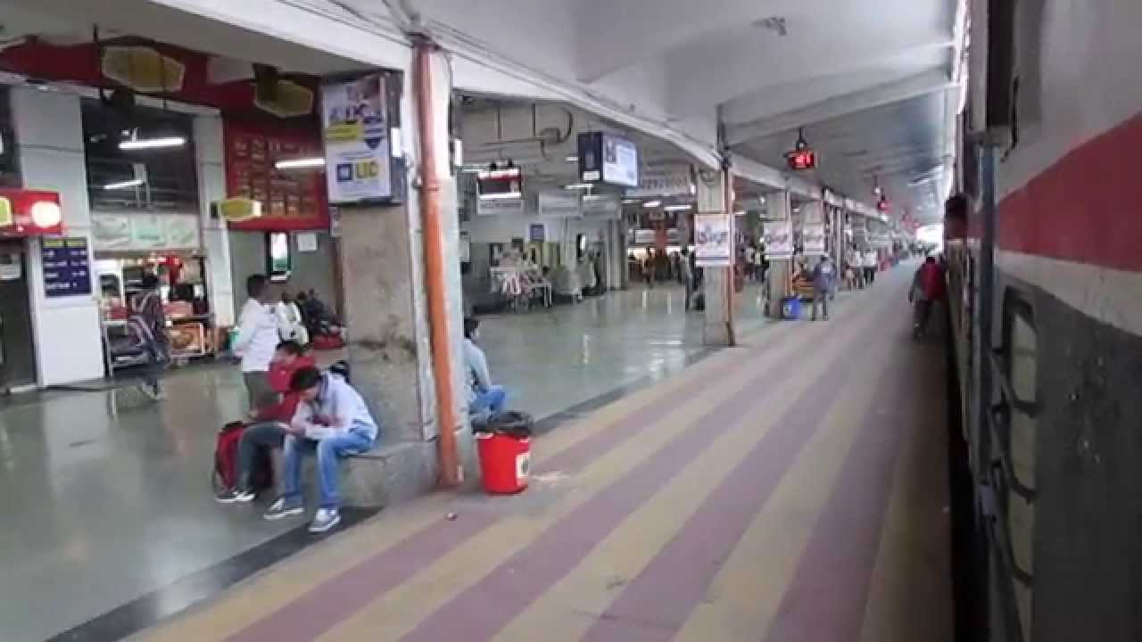 Pune Junction Train Station Facilities
