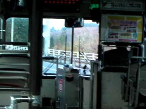 isuzu K-CJM@accent / 南部バス いすゞK-CJM@登坂車線